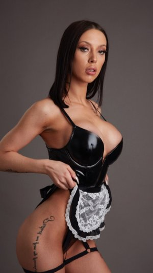 Maria-stella ts escort girl in Morris IL, adult dating
